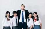 外国人英語教師派遣事業  写真