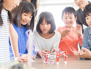 ロボットプログラミング教室 写真